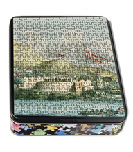 Load image into Gallery viewer, St. Croix Fort Christiansvern Puzzle - Vintage Virgin Islands