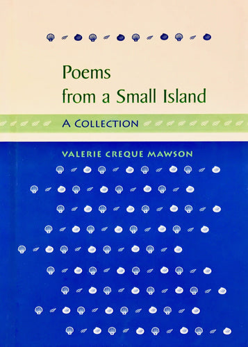 Poems from a Small Island by Valerie Creque Mawson - Vintage Virgin Islands