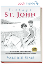 Load image into Gallery viewer, Vintage St. John Book, AN AUTOGRAPHED COPY. (Price includes shipping via media mail) - Vintage Virgin Islands