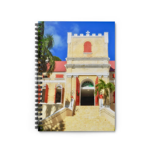 Danish Lutheran Church Notebook