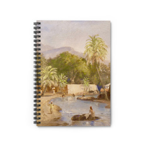 Vintage St Croix™, Frederiksted, Danish West Indies, Spiral Notebook, Frederik Visby, Journal - Vintage Virgin Islands
