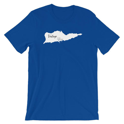Vintage St. Croix™ Short-Sleeve Unisex T-Shirt - Vintage Virgin Islands