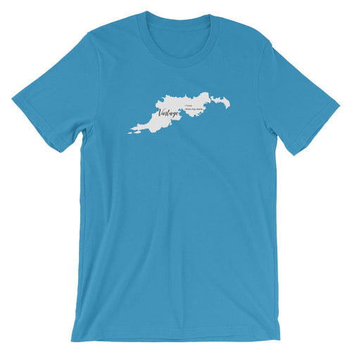 Vintage Tortola™ Short-Sleeve Unisex T-Shirt - Vintage Virgin Islands