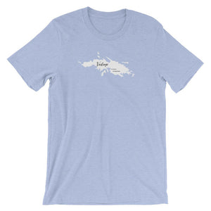 Vintage St. Thomas™ Short-Sleeve Unisex T-Shirt - Vintage Virgin Islands