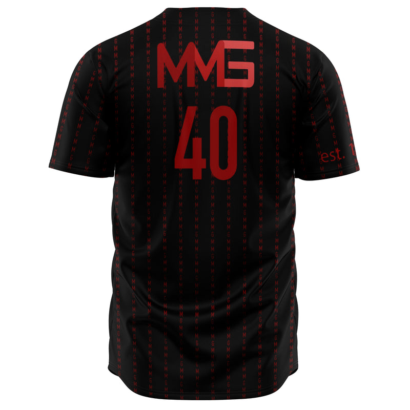 MMG 40th Baseball Jersey (Update)