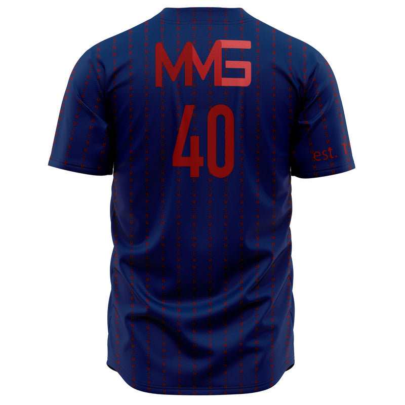 40th Anniversary Baseball Jersey