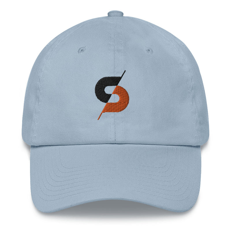 Dad hat with Shattered Dream Designs Logo