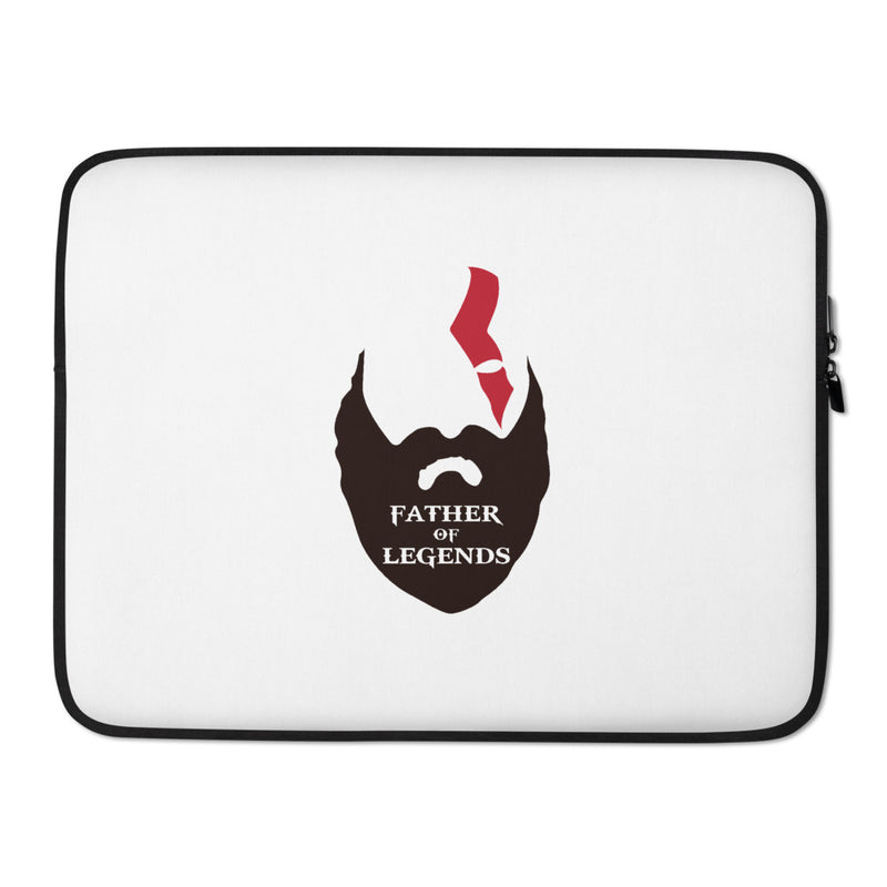 Father of Legends Laptop Sleeve