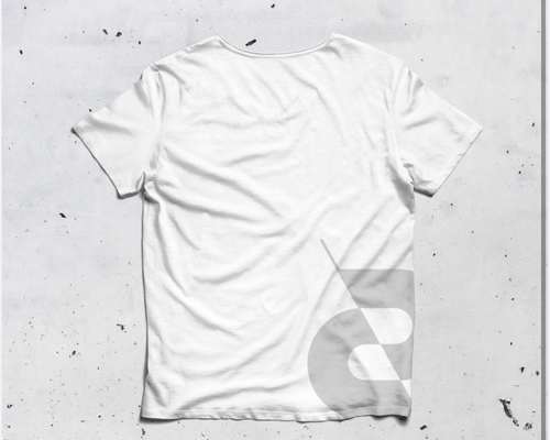 Shattered Dream Designs Tee Style B (White)