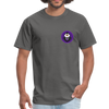 Men's Avatar T-Shirt - charcoal