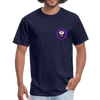 Men's Avatar T-Shirt - navy