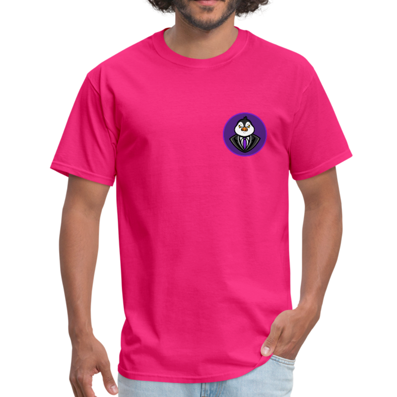 Men's Avatar T-Shirt - fuchsia