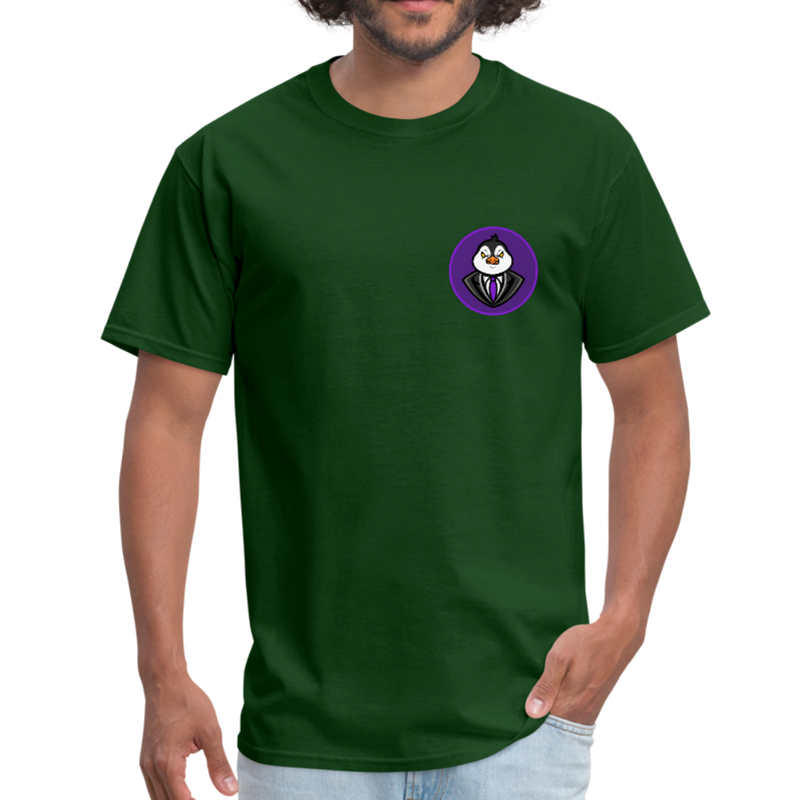 Men's Avatar T-Shirt - forest green