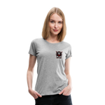 Women's RAD T-Shirt - heather gray