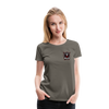 Women's RAD T-Shirt - asphalt gray