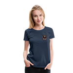 Women's RAD T-Shirt - navy