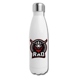 RAD Insulated Stainless Steel Water Bottle - white