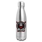 RAD Insulated Stainless Steel Water Bottle - silver