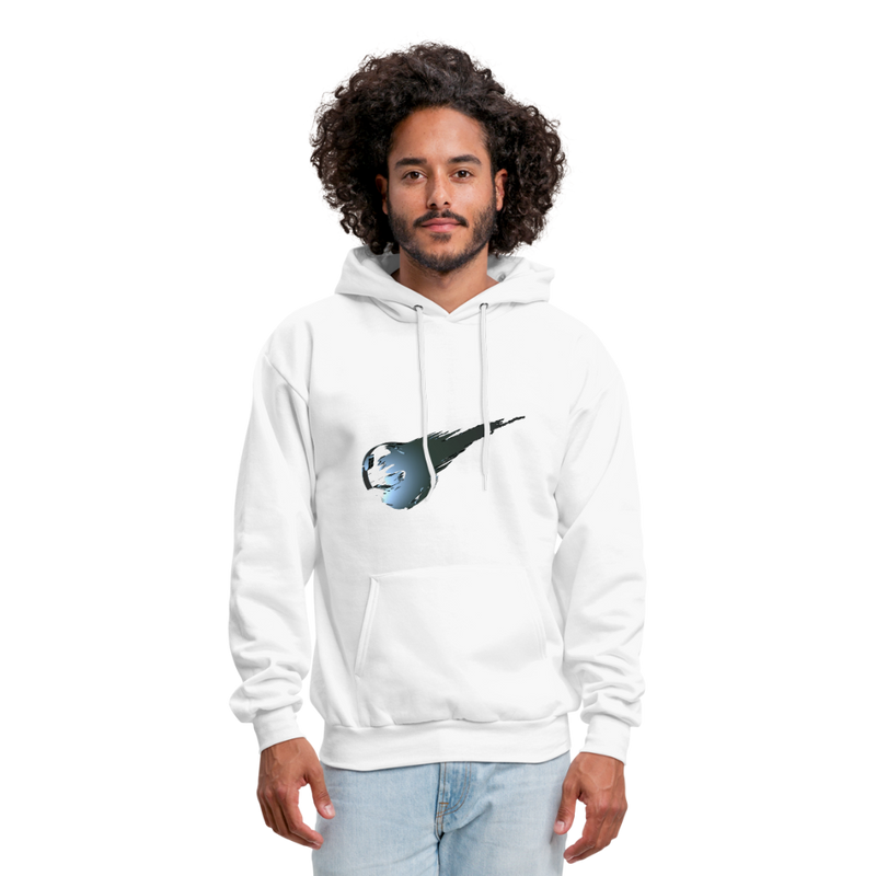 Private - Not for Public (Tristan Hoodie) - white