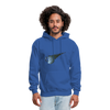 Private - Not for Public (Tristan Hoodie) - royal blue