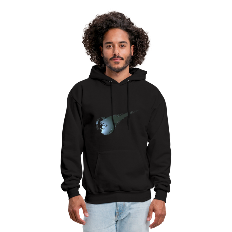 Private - Not for Public (Tristan Hoodie) - black