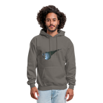 Private - Not for Public (Tristan Hoodie) - asphalt gray