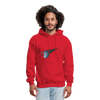Private - Not for Public (Tristan Hoodie) - red