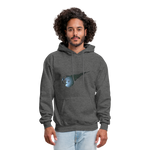 Private - Not for Public (Tristan Hoodie) - charcoal gray