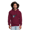 Final Fantasy VII Tribute Men's Hoodie - burgundy