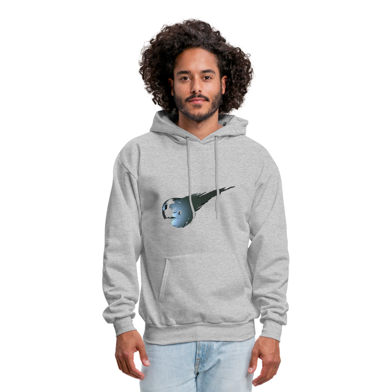 Final Fantasy VII Tribute Men's Hoodie - heather gray