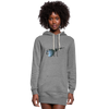 Final Fantasy VII Tribute Women's Hoodie Dress - heather gray