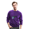Final Fantasy VII Tribute Crewneck Sweatshirt - purple
