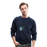 Final Fantasy VII Tribute Crewneck Sweatshirt - navy