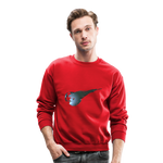 Final Fantasy VII Tribute Crewneck Sweatshirt - red