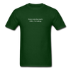 Voice Merit Unisex Classic Tee - forest green