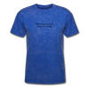 Voice Merit Unisex Classic Tee - mineral royal
