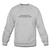 Argon Chemist Crewneck Sweatshirt - heather gray