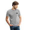 GYMU Unisex Tri-Blend T-Shirt - heather gray