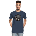 The Jeep Life Podcast Men's Premium Organic T-Shirt - navy