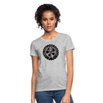 The Jeep Life Podcast Women's T-Shirt - heather gray