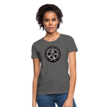 The Jeep Life Podcast Women's T-Shirt - charcoal