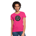 The Jeep Life Podcast Women's T-Shirt - fuchsia