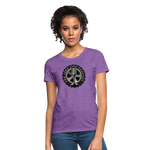 The Jeep Life Podcast Women's T-Shirt - purple heather