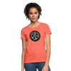The Jeep Life Podcast Women's T-Shirt - heather coral