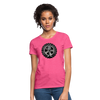 The Jeep Life Podcast Women's T-Shirt - heather pink