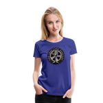 The Jeep Life Podcast Women's Premium T-Shirt - royal blue
