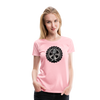 The Jeep Life Podcast Women's Premium T-Shirt - pink