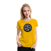 The Jeep Life Podcast Women's Premium T-Shirt - sun yellow