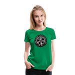 The Jeep Life Podcast Women's Premium T-Shirt - kelly green