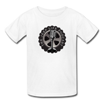 The Jeep Life Podcast Kids' T-Shirt - white